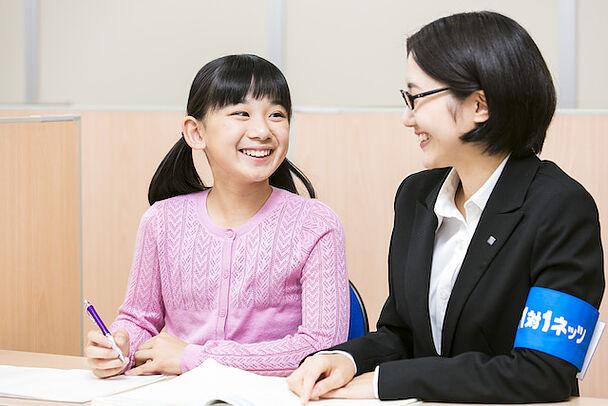 対話式進学塾 1対1ネッツの指導方針の画像2