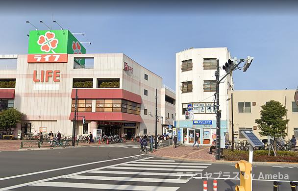 東京個別指導学院(ベネッセグループ)千川の周辺の様子の画像2