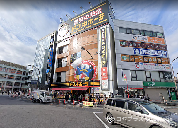 東京個別指導学院(ベネッセグループ)西新井のアクセス方法の画像2