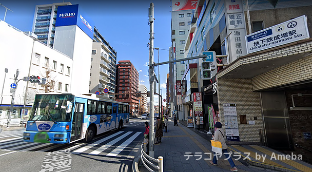 東京個別指導学院(ベネッセグループ)成増のアクセス方法の画像1