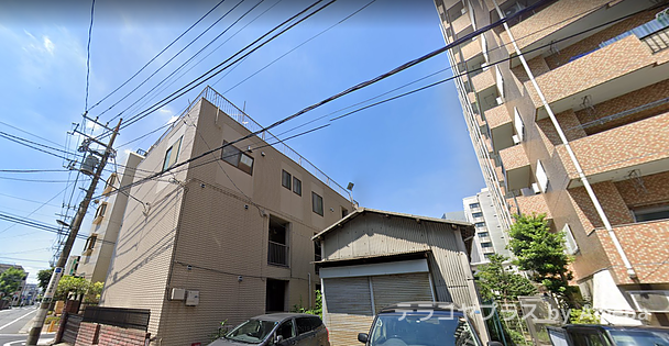 東京個別指導学院(ベネッセグループ)成増の周辺の様子の画像2