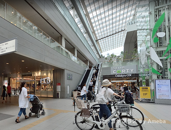 東京個別指導学院(ベネッセグループ)成城コルティのアクセス方法の画像2