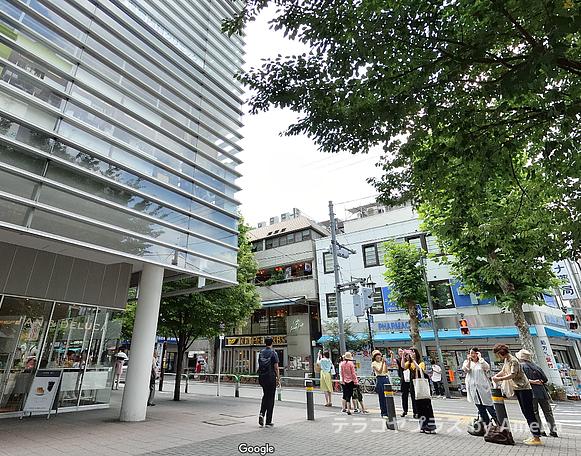 東京個別指導学院(ベネッセグループ)成城コルティの周辺の様子の画像3