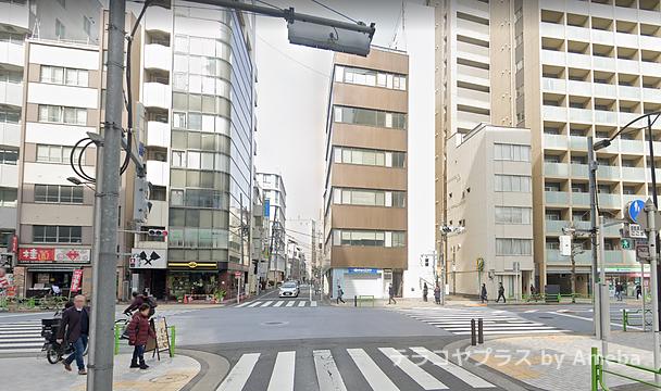 東京個別指導学院(ベネッセグループ)人形町の周辺の様子の画像2