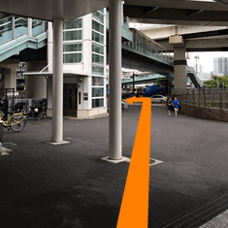中学受験 個別指導のSSー1横浜教室のアクセス方法の画像2