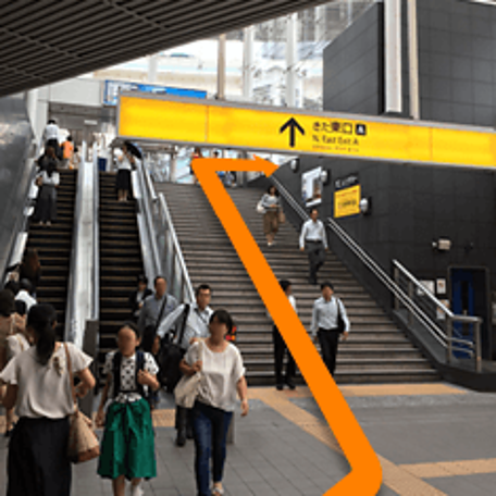 モチベーションアカデミア横浜校のアクセス方法の画像1