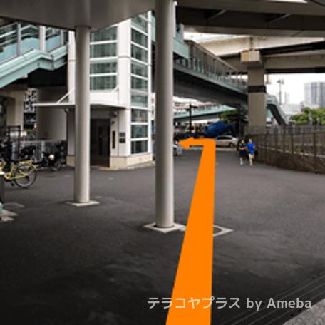 モチベーションアカデミア横浜校のアクセス方法の画像2