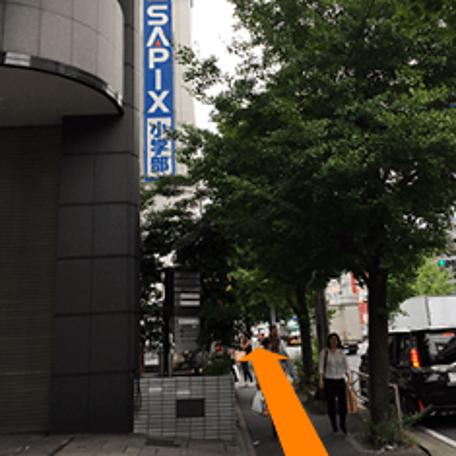 モチベーションアカデミア横浜校のアクセス方法の画像4