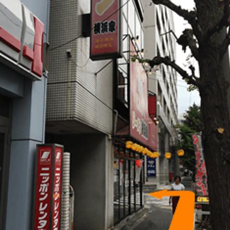 モチベーションアカデミア横浜校のアクセス方法の画像5