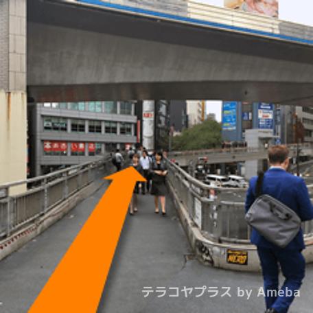 モチベーションアカデミア渋谷校のアクセス方法の画像3