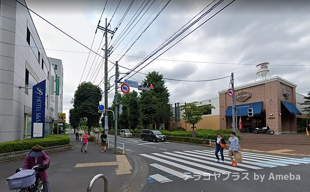 東京個別指導学院(ベネッセグループ)昭島の周辺の様子の画像3