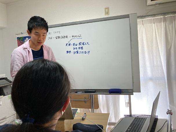 青山コロキアムの指導方針の画像2