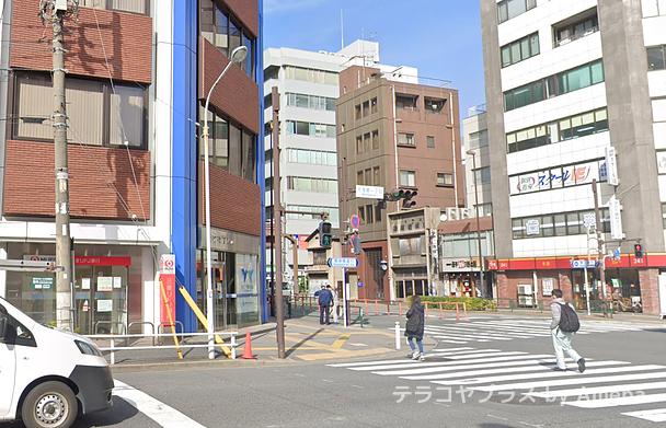 東京個別指導学院(ベネッセグループ)新御徒町の周辺の様子の画像2