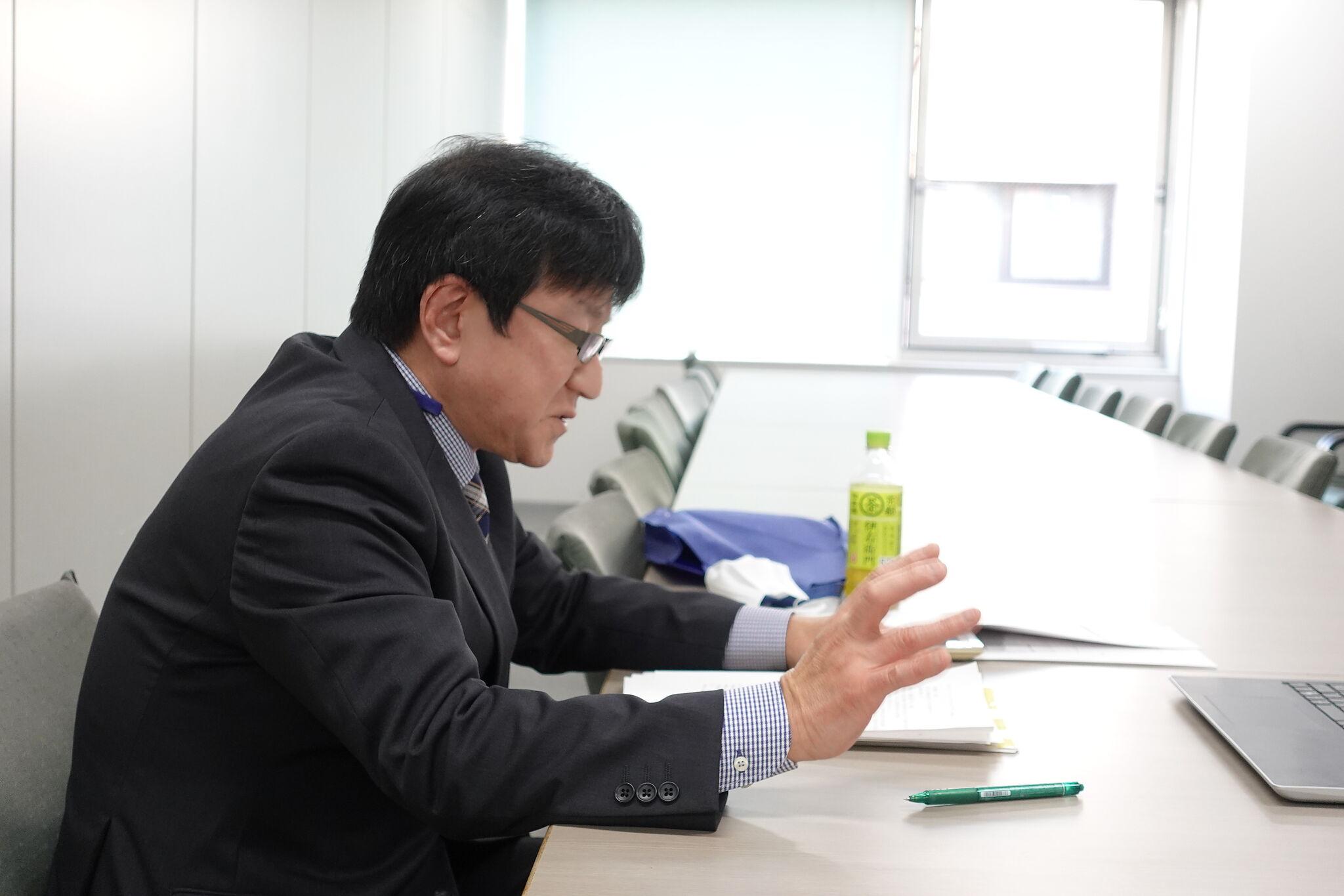 (仮)TAC 簿記 インタビュー 4