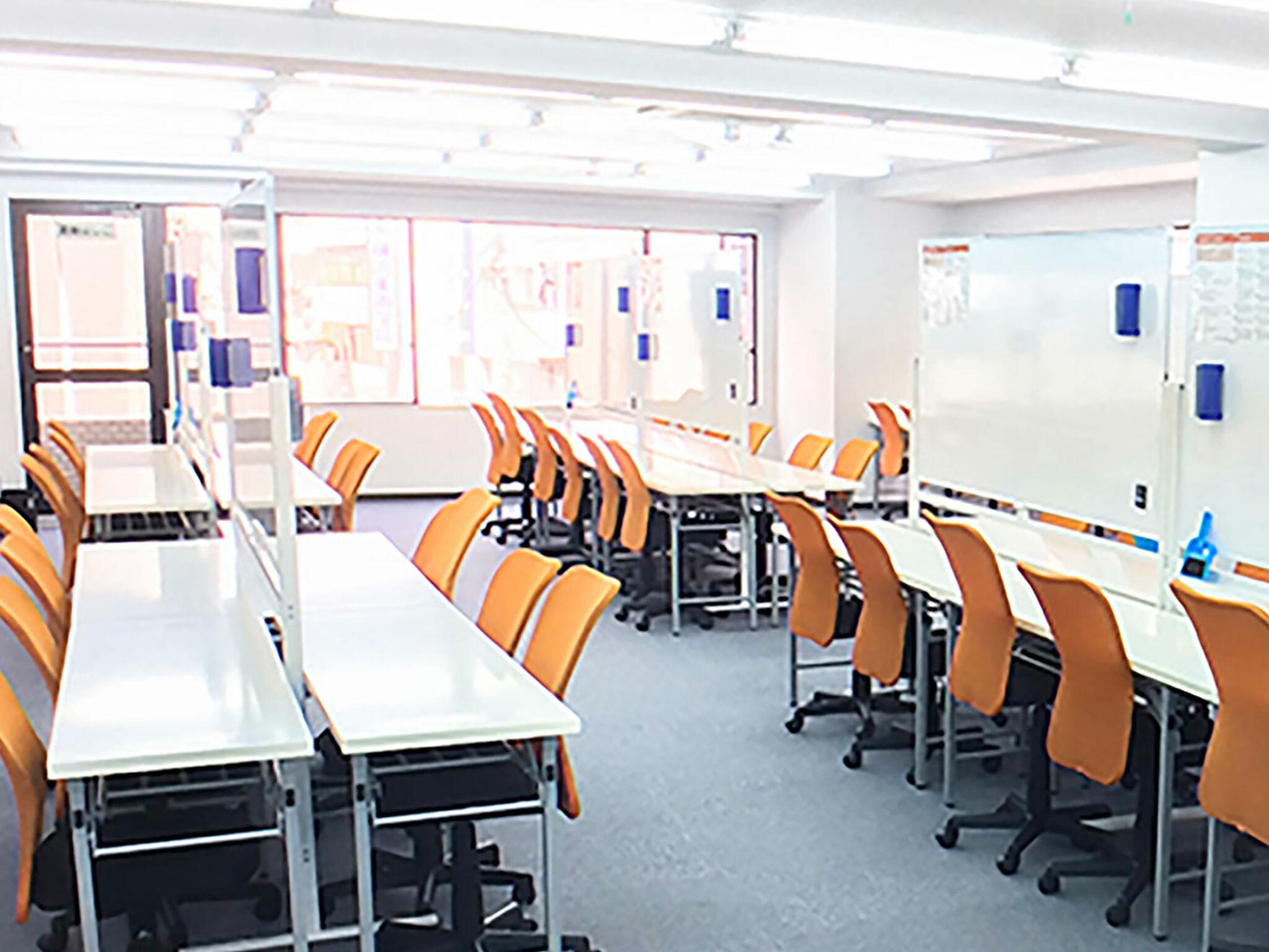 個別指導塾WAYSの教室画像