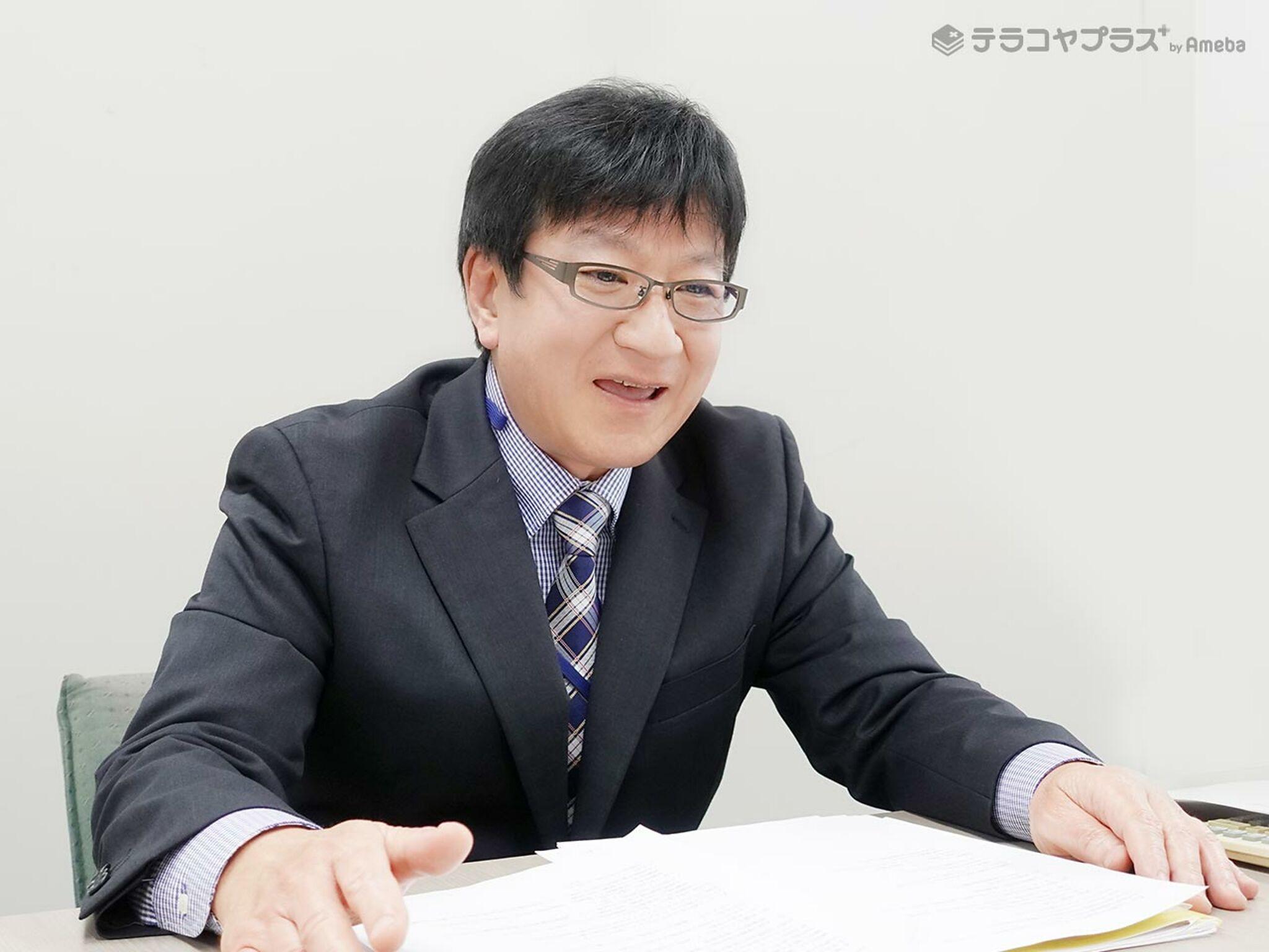 「資格の学校TAC」講師インタビュー