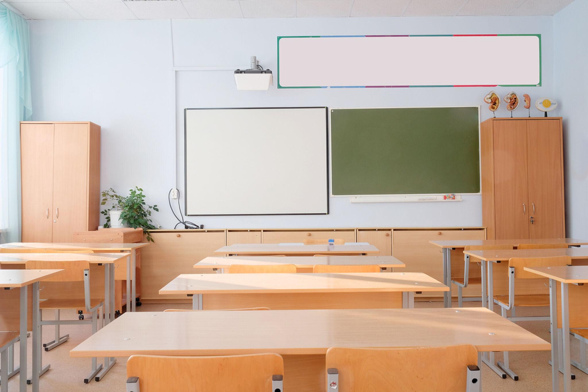塾・学習塾の教室画像
