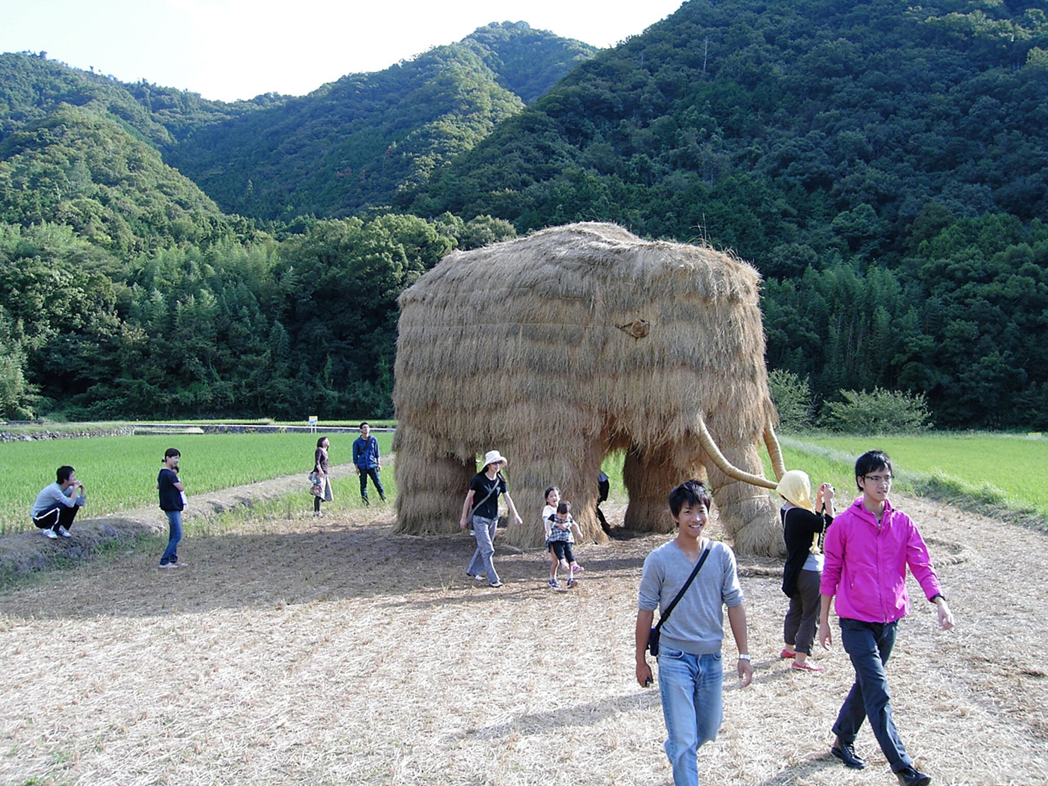 瀬戸内国際芸術祭の画像