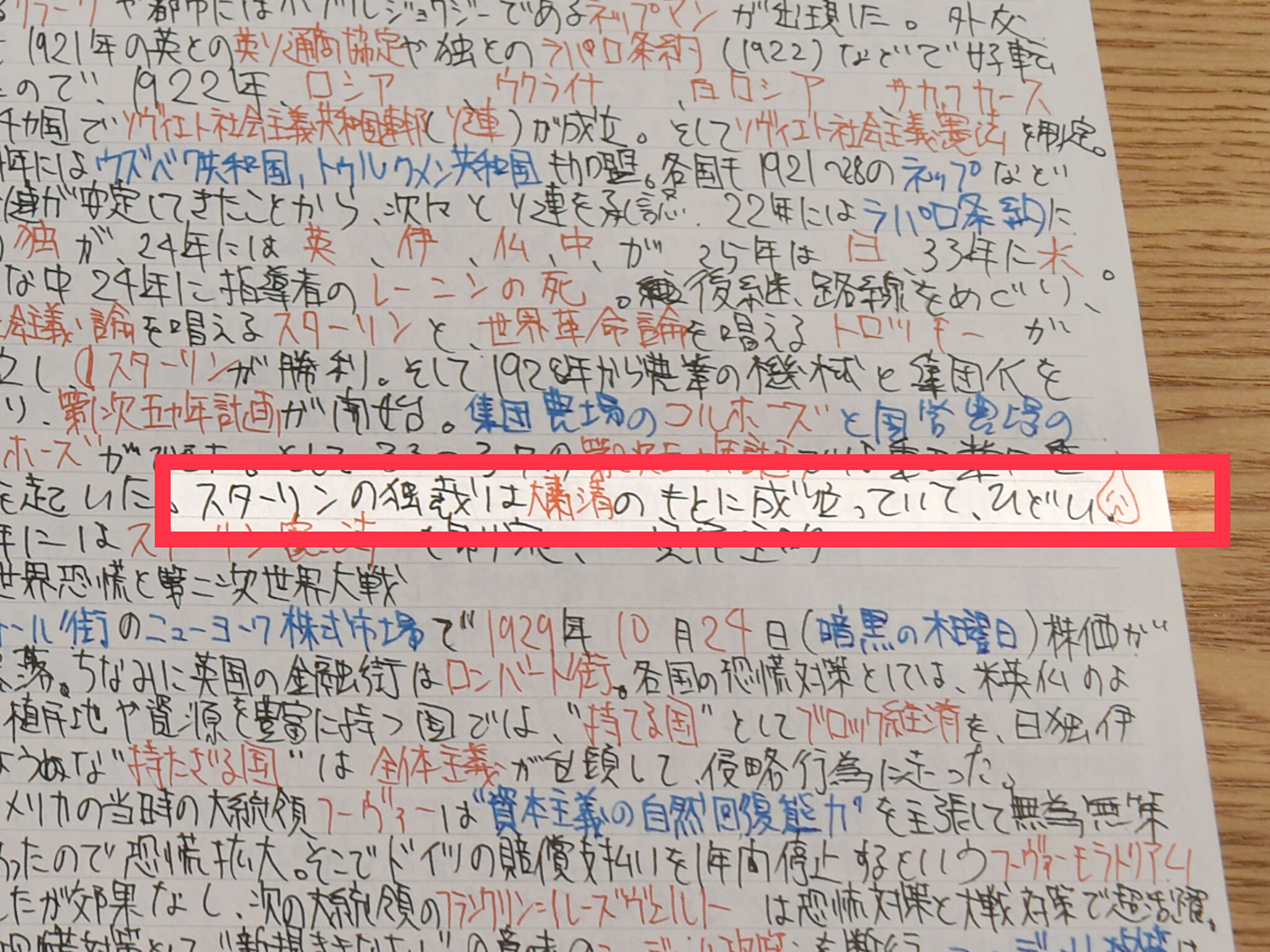 青木源太さんのノート画像