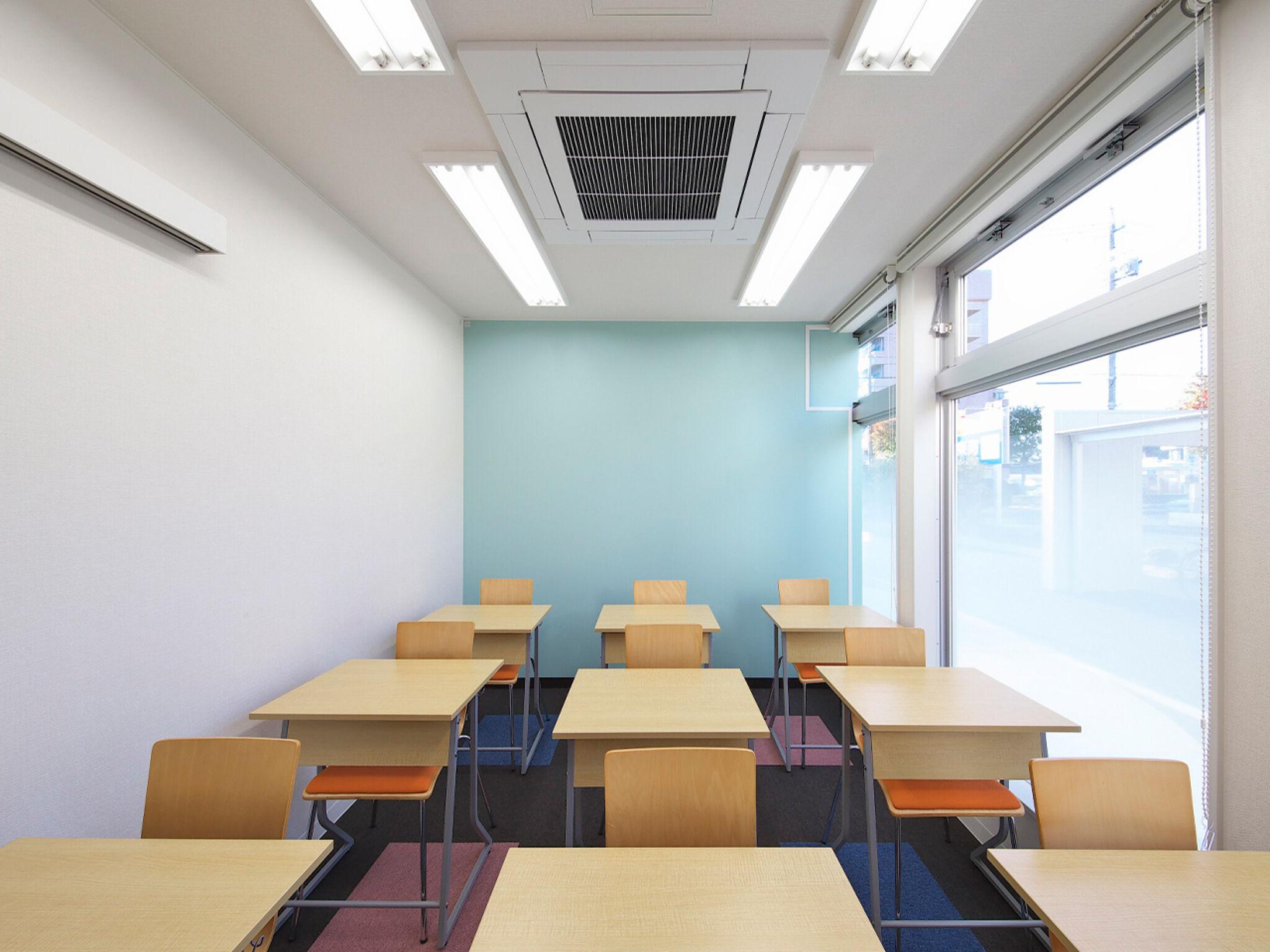 ITTO個別指導学院の自習室の画像