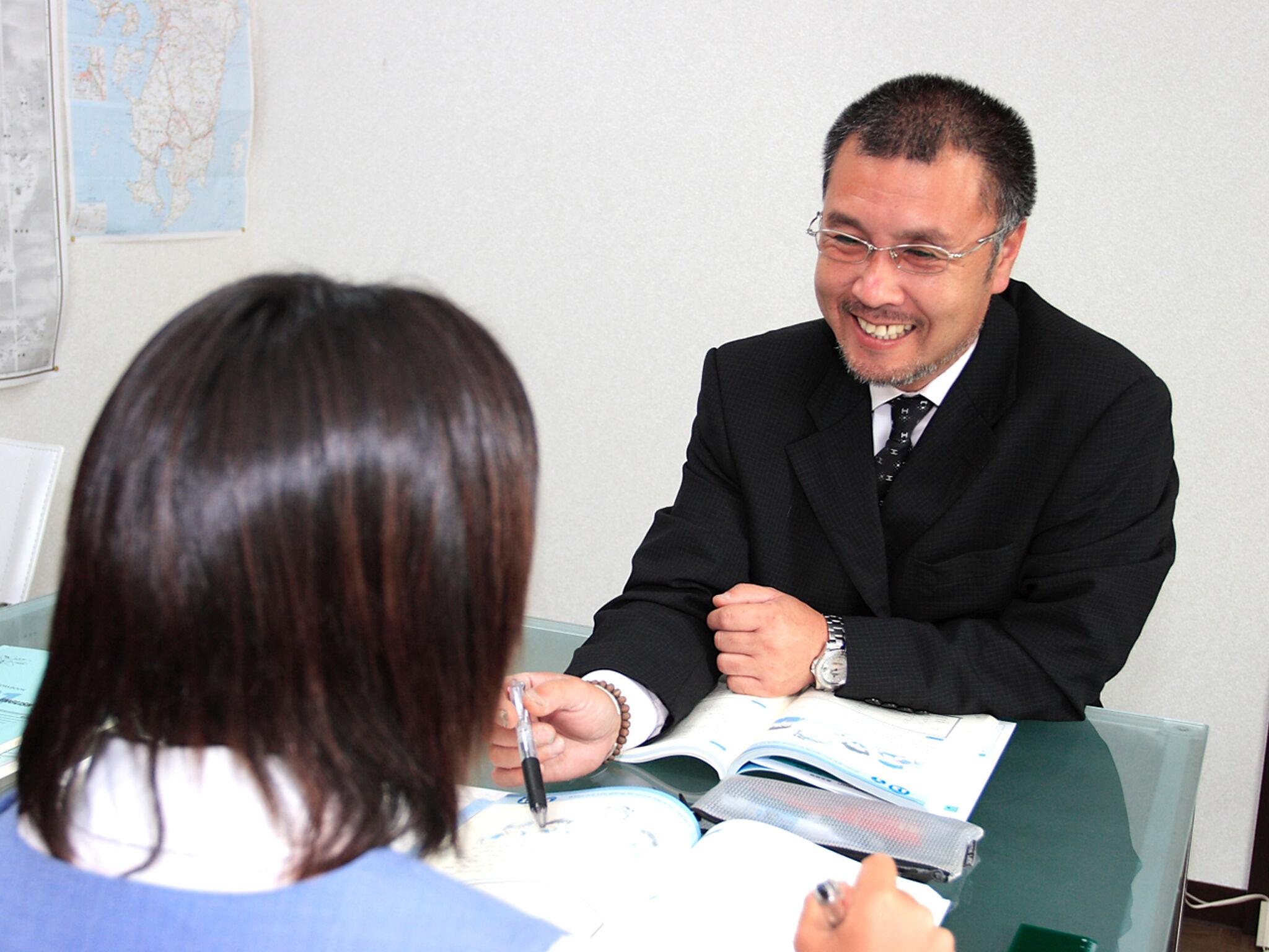 PES個人教育会の谷口先生の画像