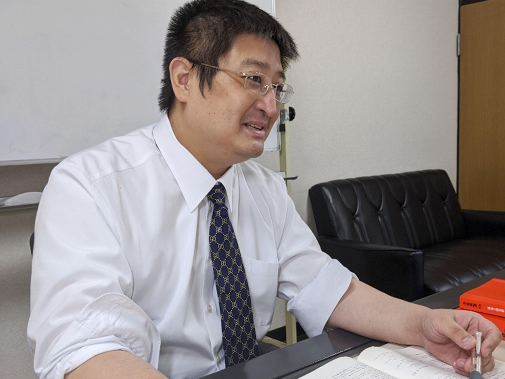 PES個人教育会の福嶋先生の画像