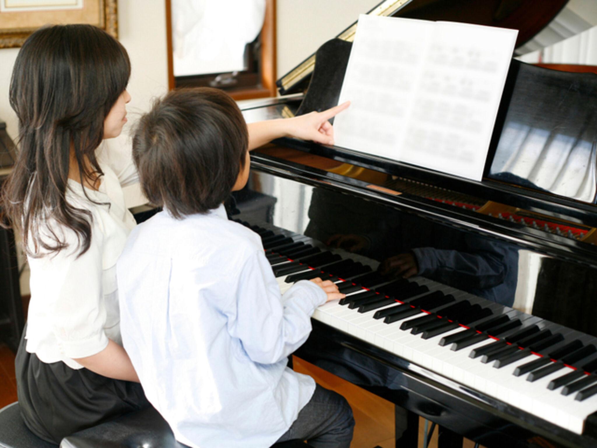 子ども向けピアノ教室の画像