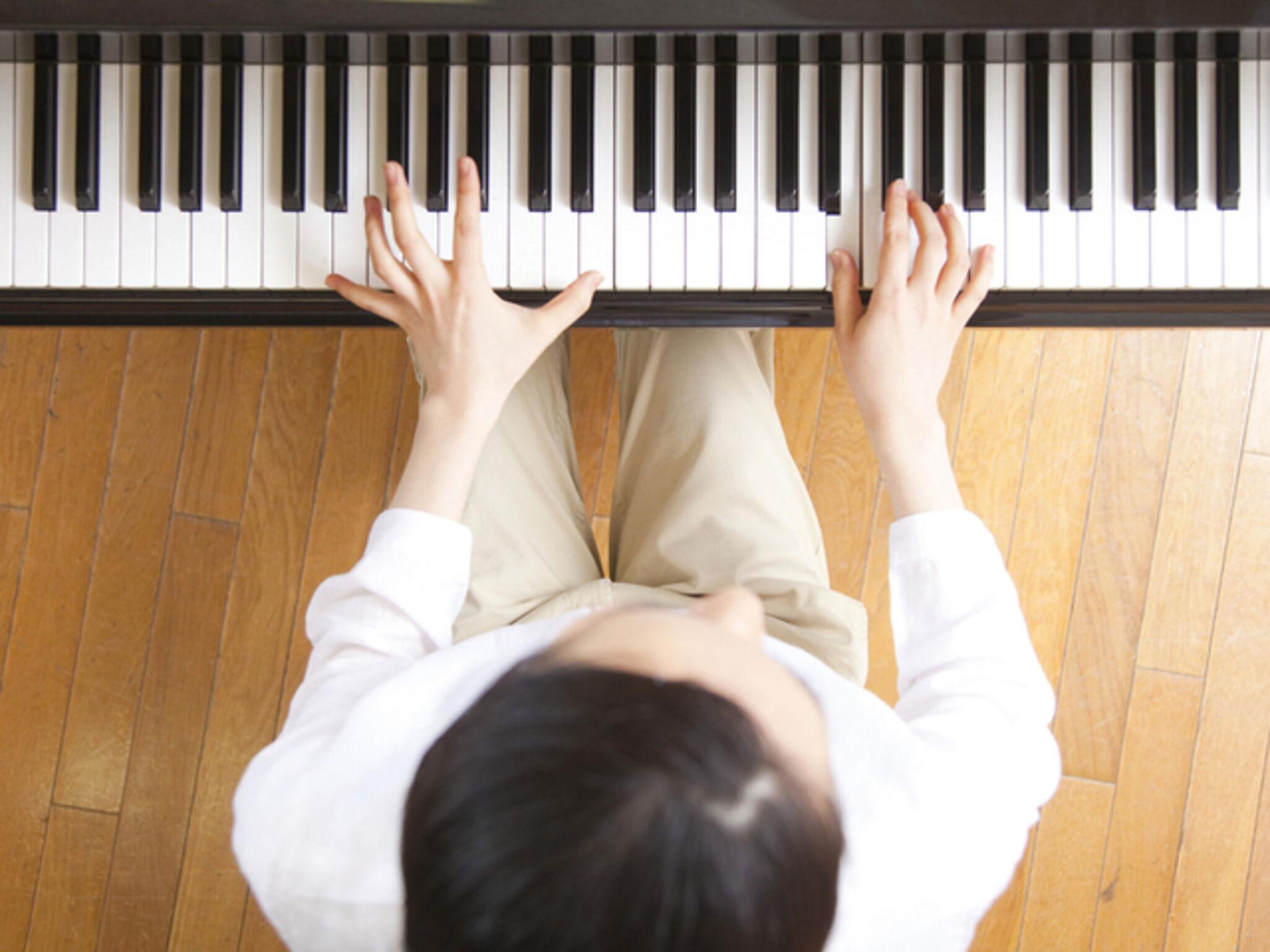 大人向けピアノ教室の画像