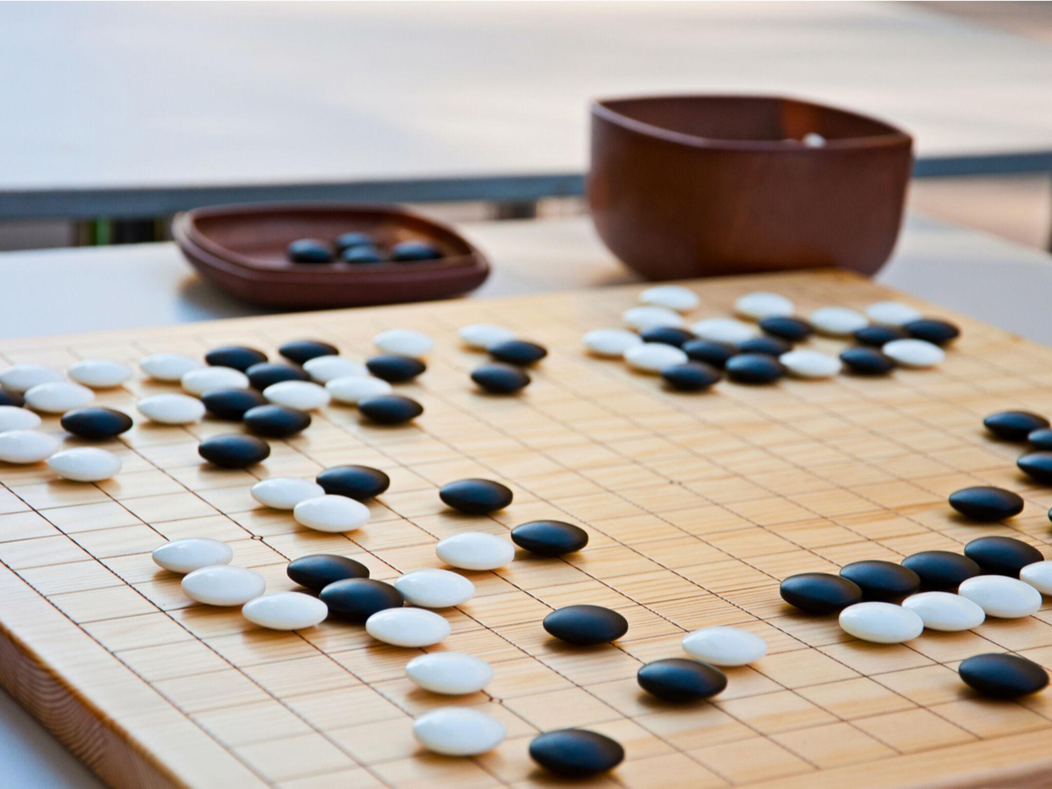 将棋のボードがうつっている画像