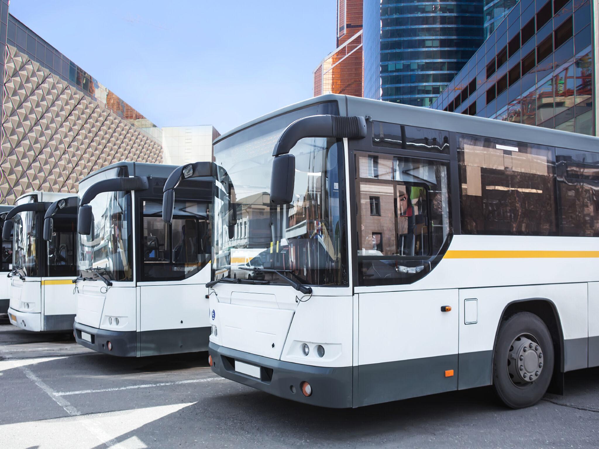 送迎バスの画像
